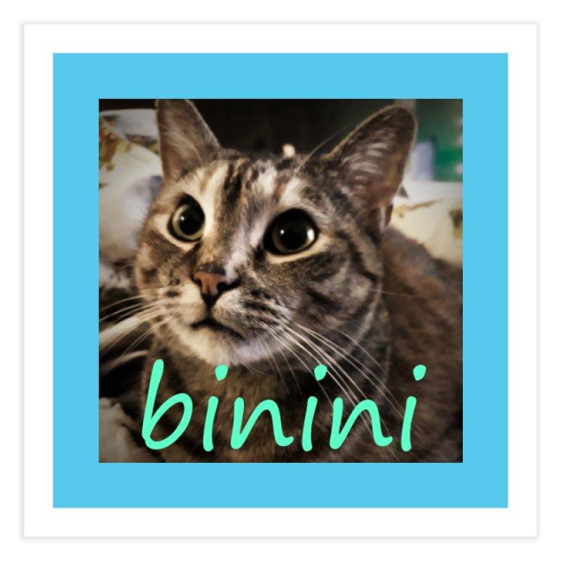 Binini Home Fine Art Print by steamwhistlealley's Artist Shop