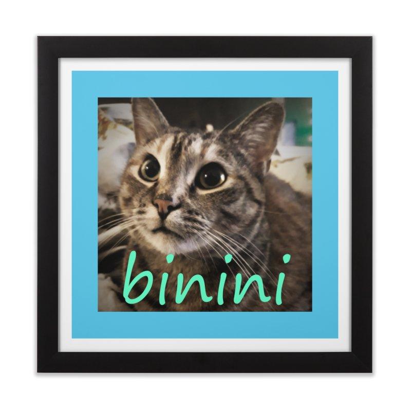 Binini Home Framed Fine Art Print by steamwhistlealley's Artist Shop