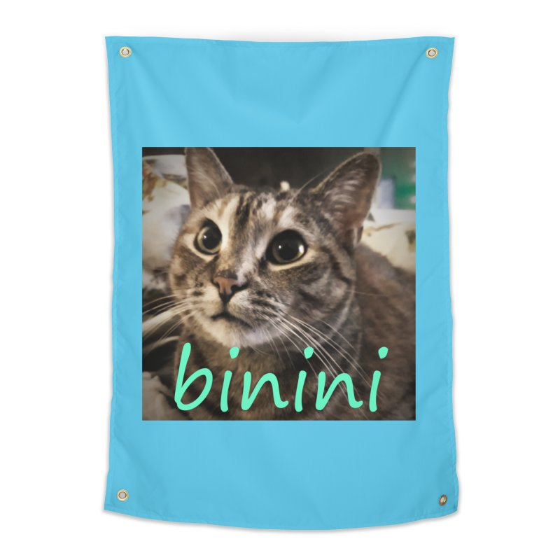 Binini Home Tapestry by steamwhistlealley's Artist Shop