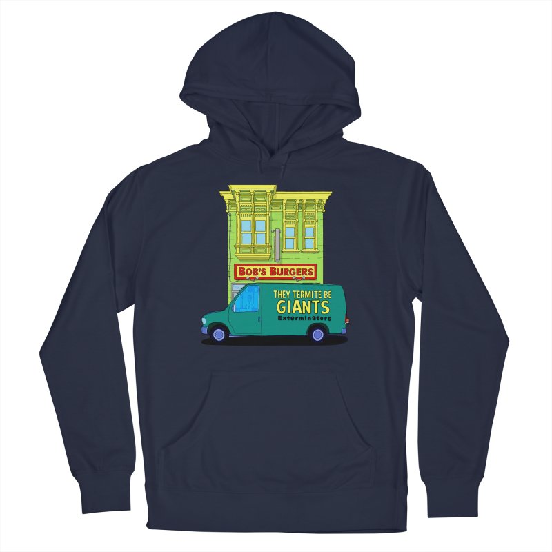 You Must Be Thinking of Some Other Bob Men's Pullover Hoody by steamwhistlealley's Artist Shop