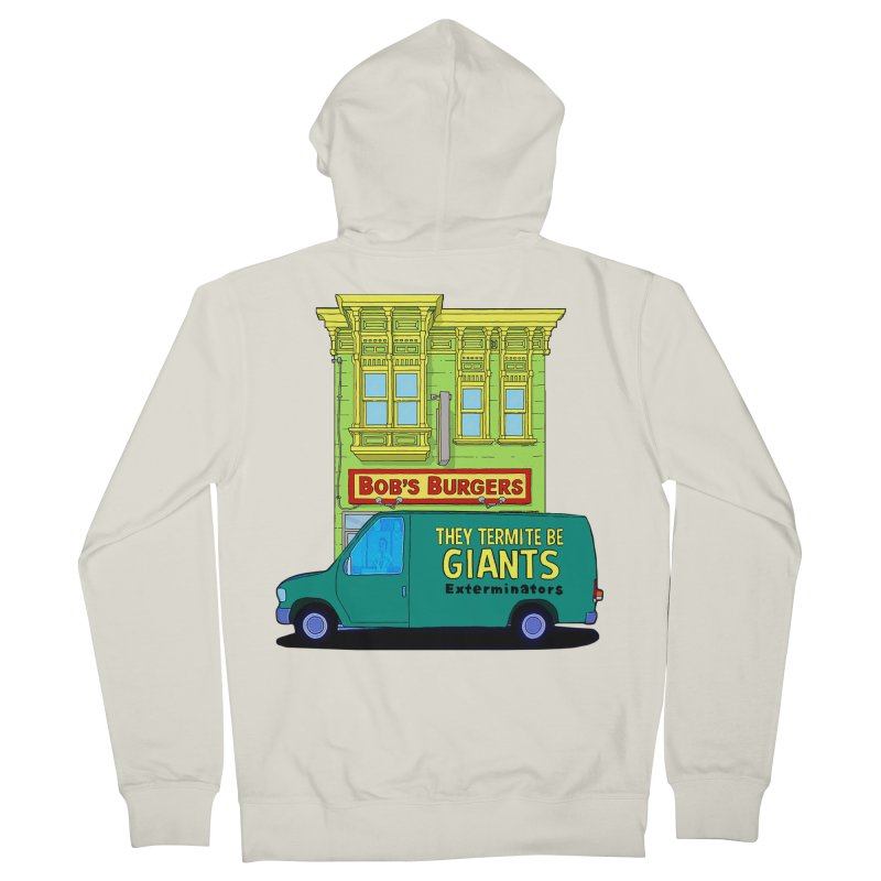 You Must Be Thinking of Some Other Bob Women's Zip-Up Hoody by steamwhistlealley's Artist Shop