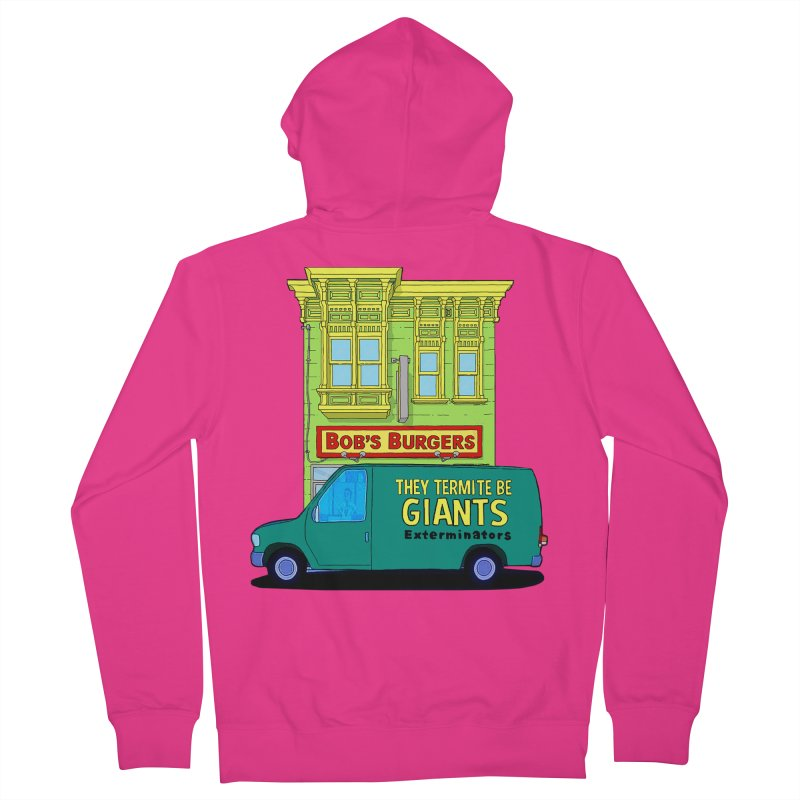 You Must Be Thinking of Some Other Bob Men's Zip-Up Hoody by steamwhistlealley's Artist Shop