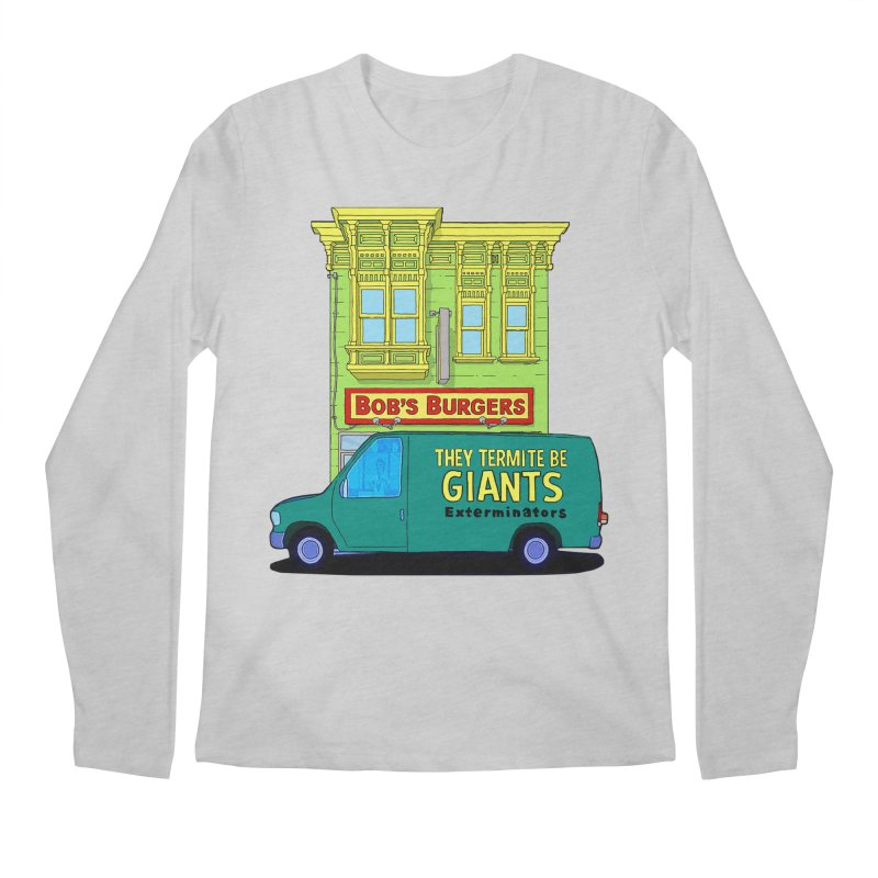 You Must Be Thinking of Some Other Bob Men's Longsleeve T-Shirt by steamwhistlealley's Artist Shop