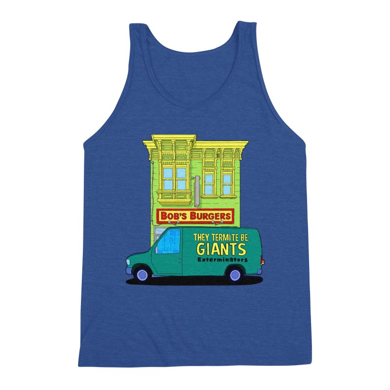 You Must Be Thinking of Some Other Bob Men's Tank by steamwhistlealley's Artist Shop