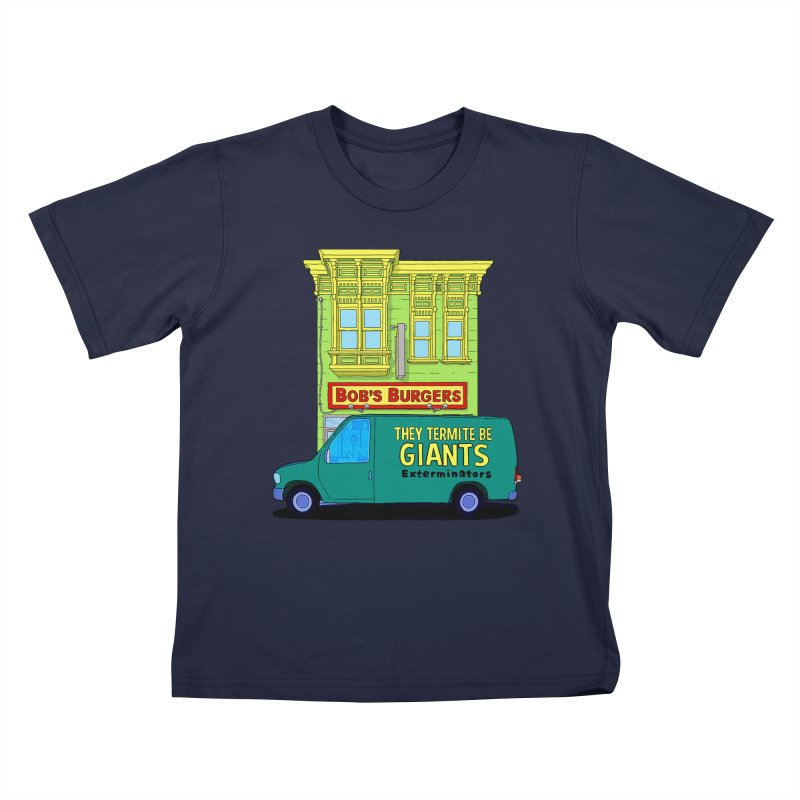 You Must Be Thinking of Some Other Bob Kids T-Shirt by steamwhistlealley's Artist Shop