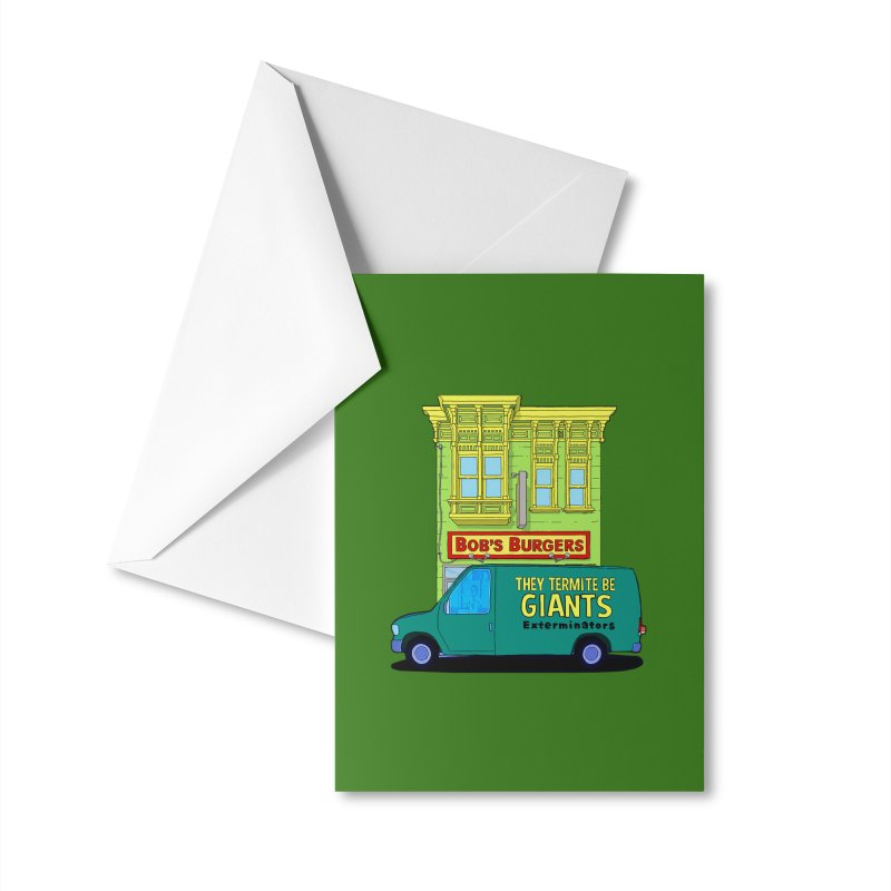 You Must Be Thinking of Some Other Bob Accessories Greeting Card by steamwhistlealley's Artist Shop