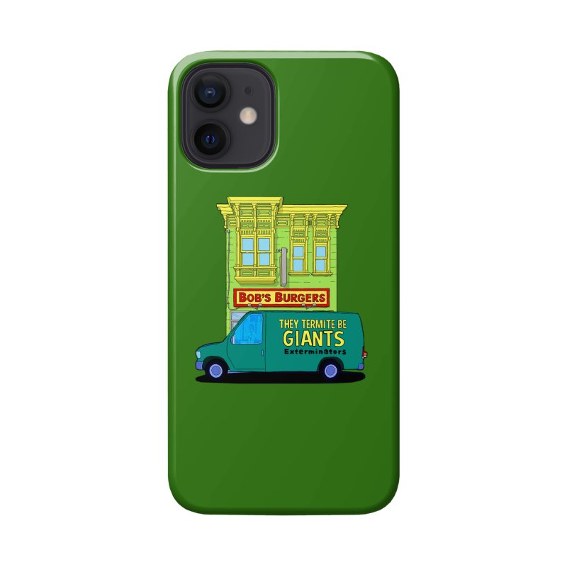 You Must Be Thinking of Some Other Bob Accessories Phone Case by steamwhistlealley's Artist Shop