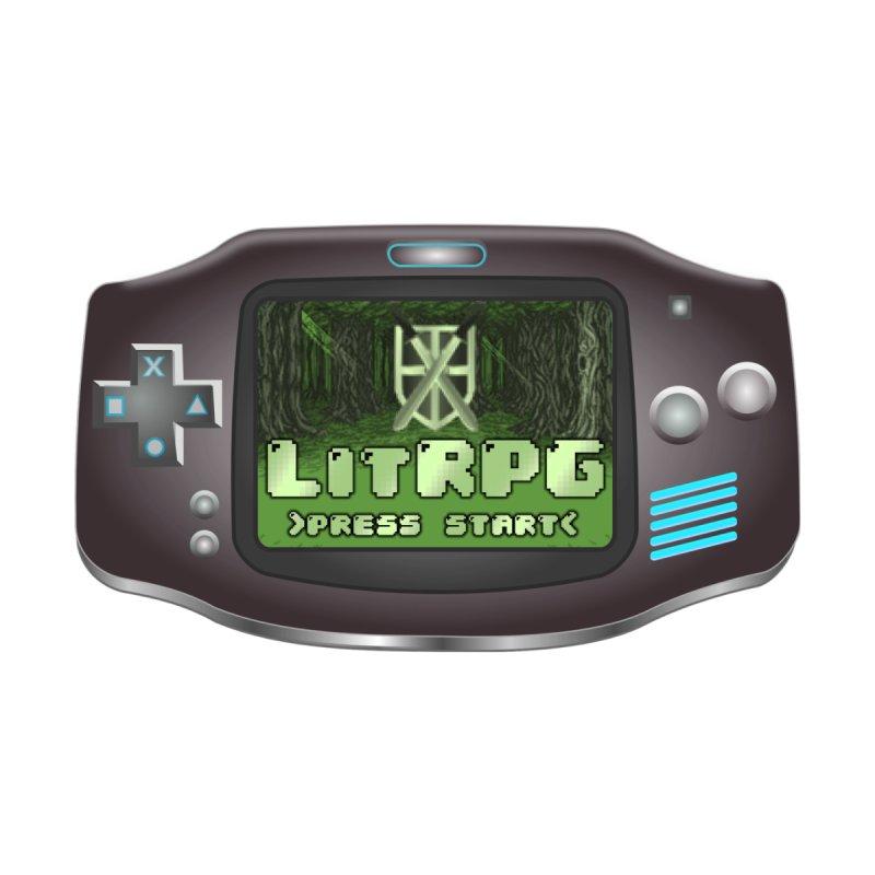 LitRPG Boy by steamwhistlealley's Artist Shop