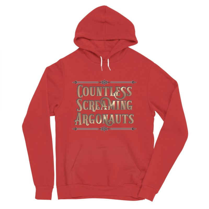 Countless Screaming Argonauts Women's Pullover Hoody by steamwhistlealley's Artist Shop
