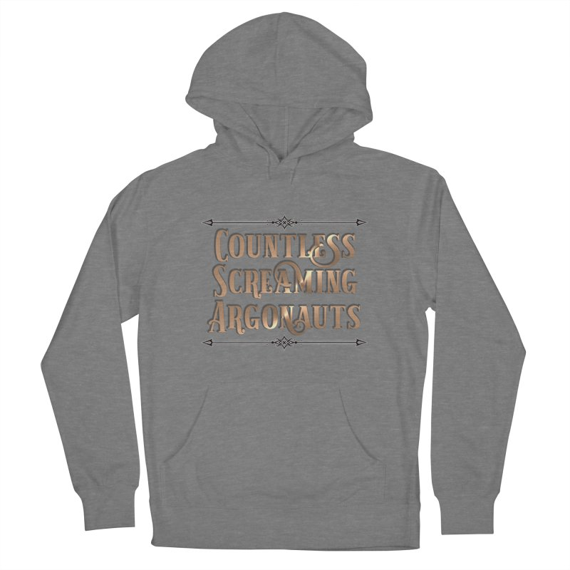 Countless Screaming Argonauts Women's Pullover Hoody by steamwhistlealley's Artist Shop