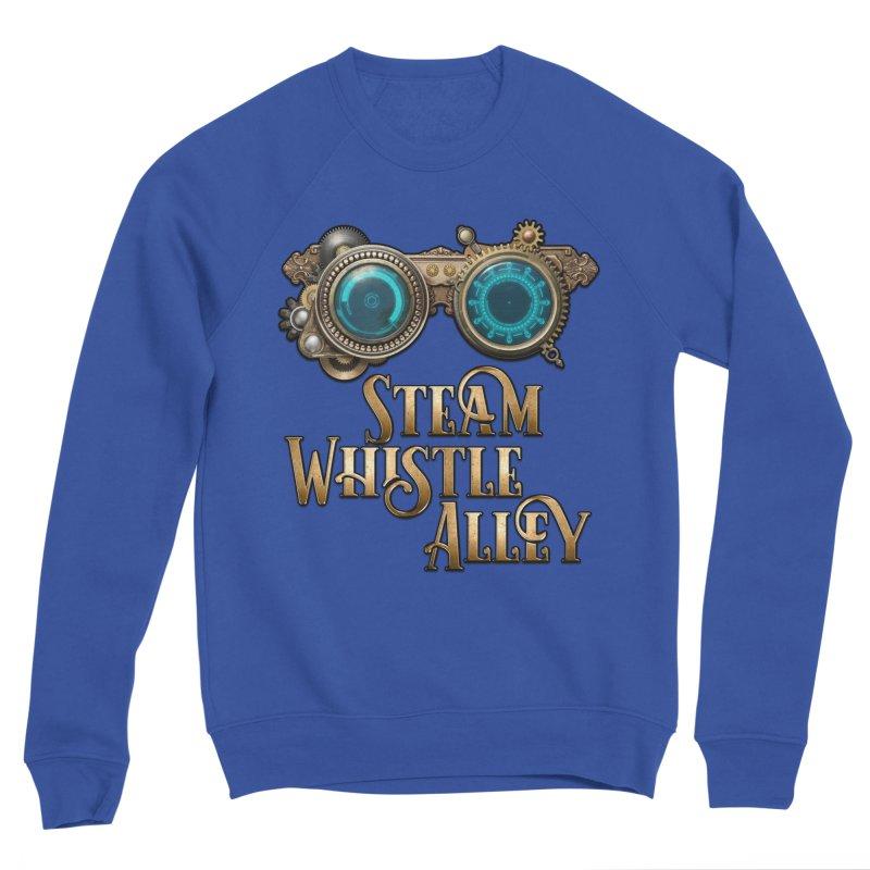 SWA Goggles Women's Sweatshirt by steamwhistlealley's Artist Shop