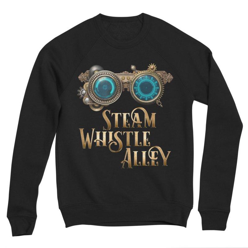 SWA Goggles Women's Sponge Fleece Sweatshirt by steamwhistlealley's Artist Shop