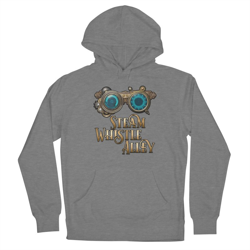 SWA Goggles Women's Pullover Hoody by steamwhistlealley's Artist Shop