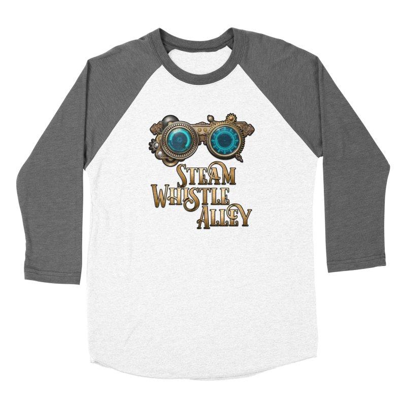 SWA Goggles Women's Longsleeve T-Shirt by steamwhistlealley's Artist Shop