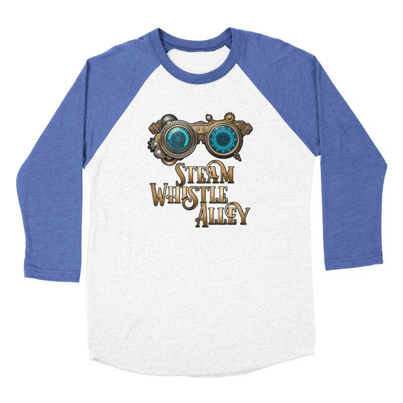 SWA Goggles Men's Longsleeve T-Shirt by steamwhistlealley's Artist Shop