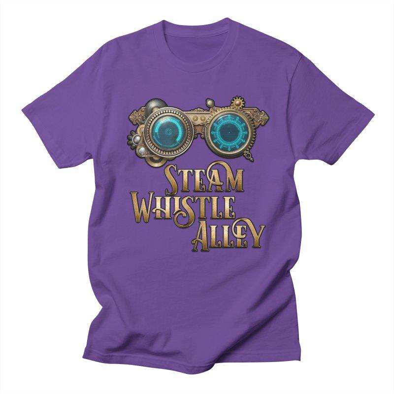 SWA Goggles Women's Regular Unisex T-Shirt by steamwhistlealley's Artist Shop