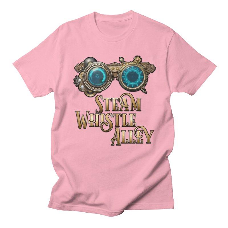 SWA Goggles Men's Regular T-Shirt by steamwhistlealley's Artist Shop