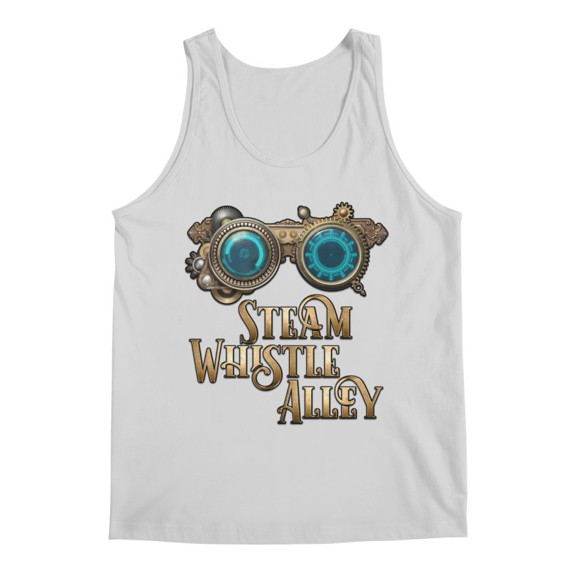 SWA Goggles Men's Regular Tank by steamwhistlealley's Artist Shop