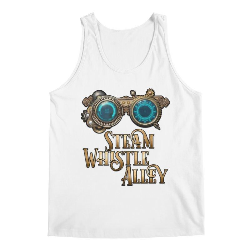 SWA Goggles Men's Tank by steamwhistlealley's Artist Shop