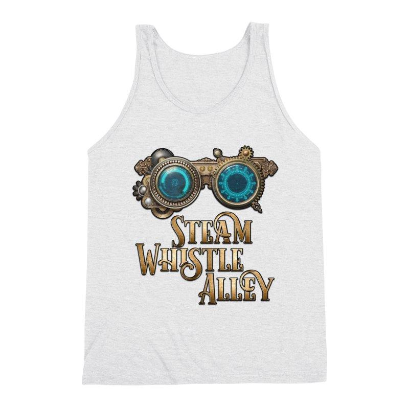 SWA Goggles Men's Triblend Tank by steamwhistlealley's Artist Shop