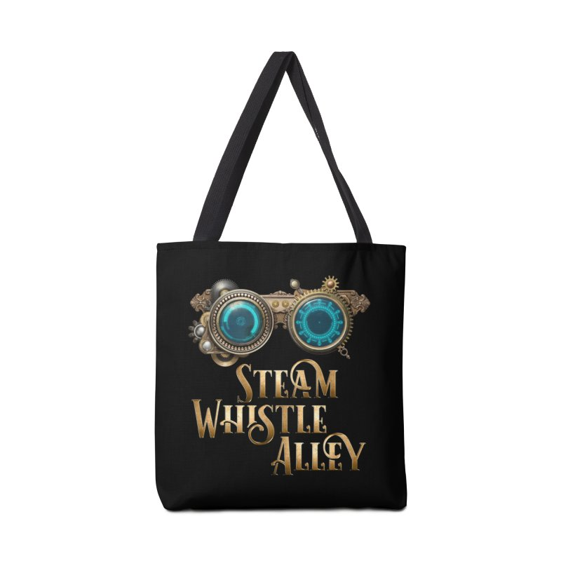 SWA Goggles Accessories Tote Bag Bag by steamwhistlealley's Artist Shop