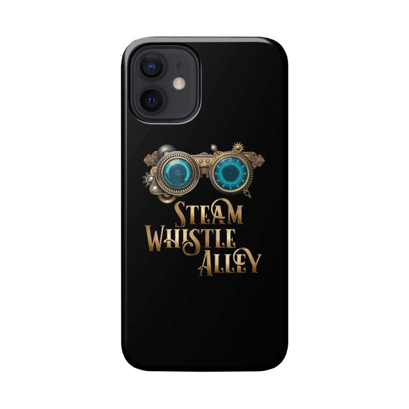 SWA Goggles Accessories Phone Case by steamwhistlealley's Artist Shop