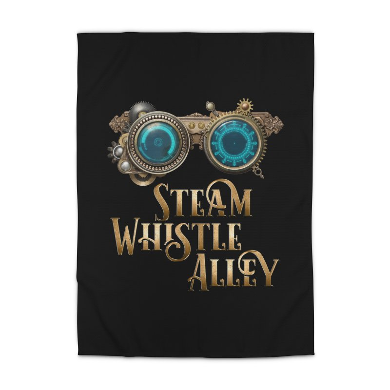 SWA Goggles Home Rug by steamwhistlealley's Artist Shop