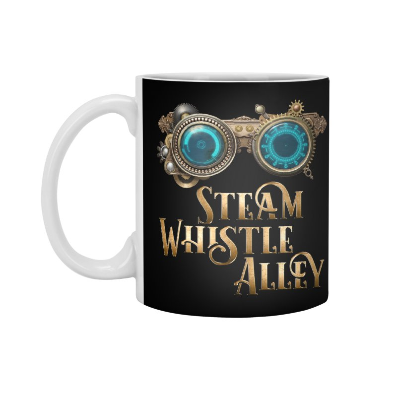 SWA Goggles Accessories Standard Mug by steamwhistlealley's Artist Shop