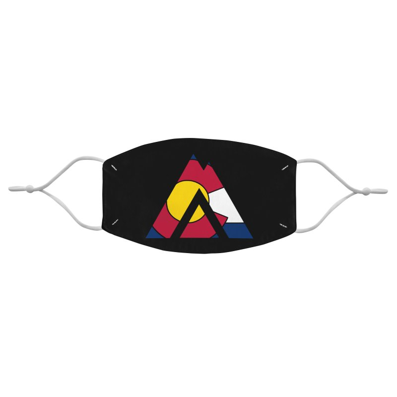 Steel Mountain A Accessories Face Mask by steelmountain's Artist Shop