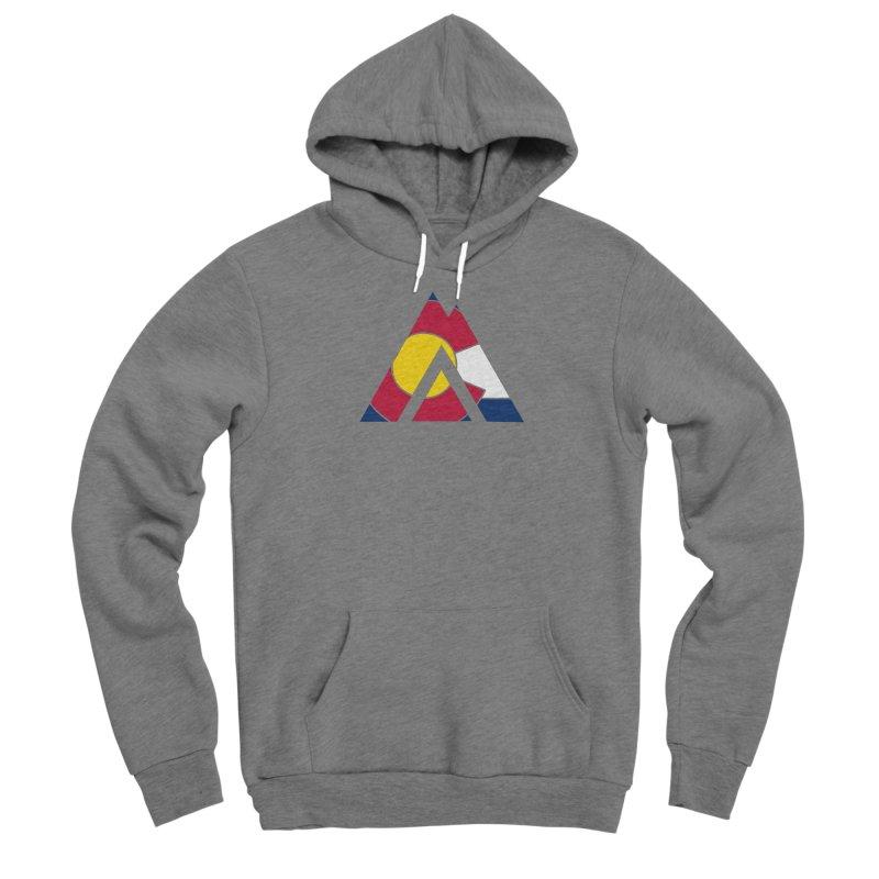 Steel Mountain A Men's Pullover Hoody by steelmountain's Artist Shop