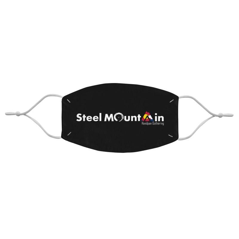 Steel Mountain Logo Accessories Face Mask by steelmountain's Artist Shop