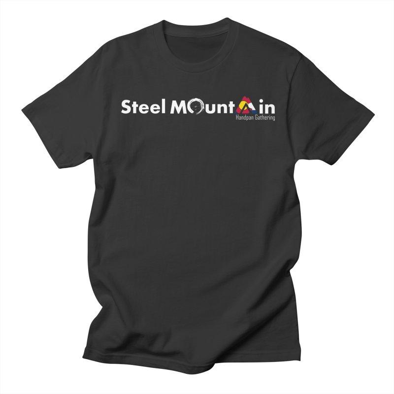 Steel Mountain Logo Men's T-Shirt by steelmountain's Artist Shop