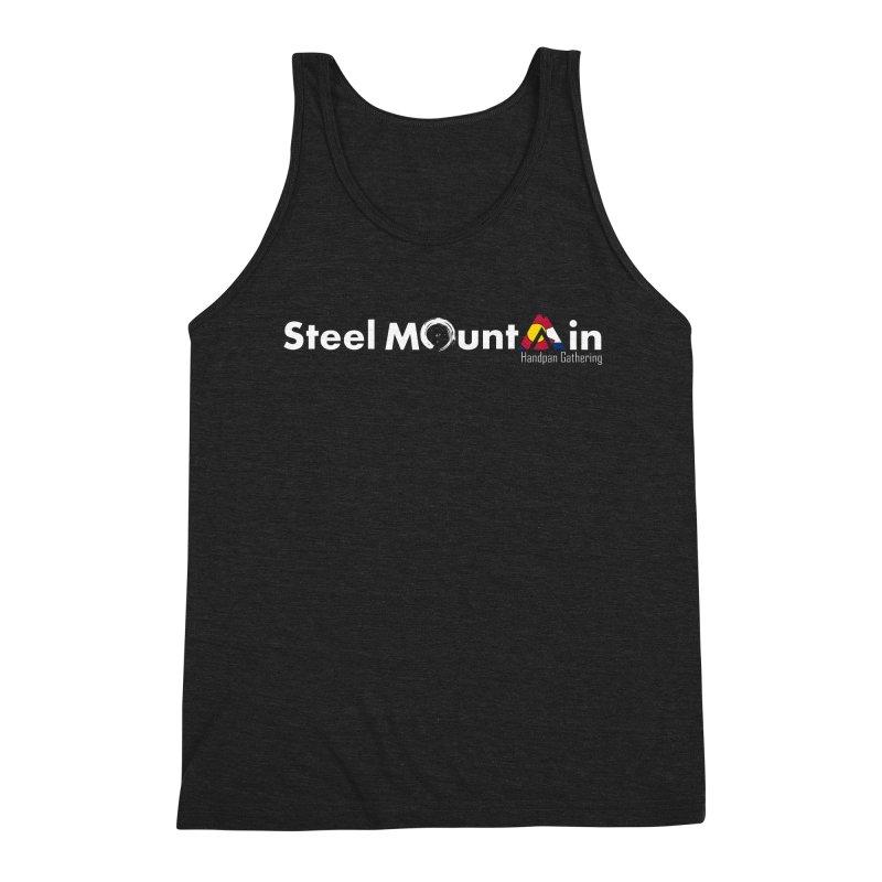 Steel Mountain Logo Men's Tank by steelmountain's Artist Shop