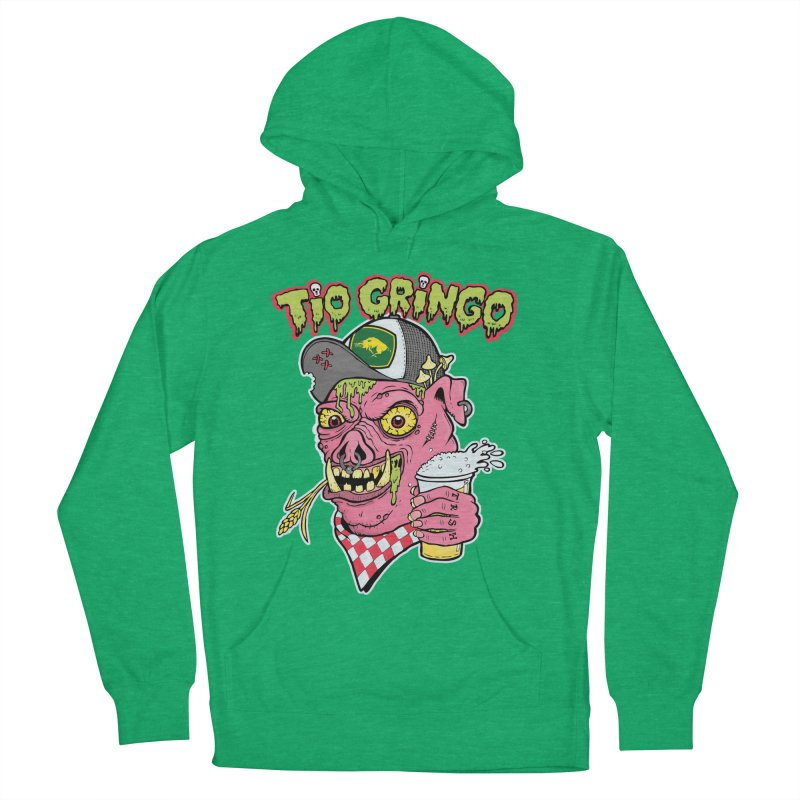 Tio Gringo Women's French Terry Pullover Hoody by $TEF BRO$