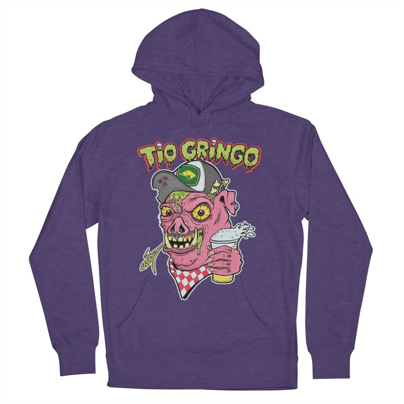 Tio Gringo Men's French Terry Pullover Hoody by $TEF BRO$