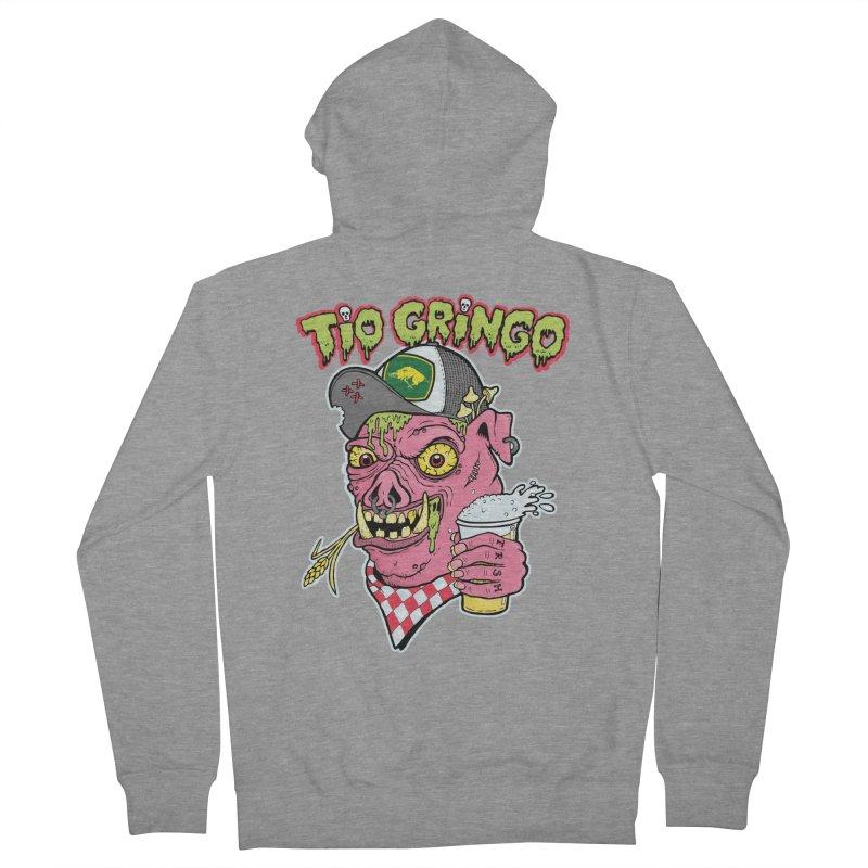 Tio Gringo Women's Zip-Up Hoody by $TEF BRO$