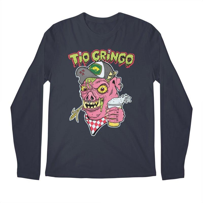 Tio Gringo Men's Regular Longsleeve T-Shirt by $TEF BRO$