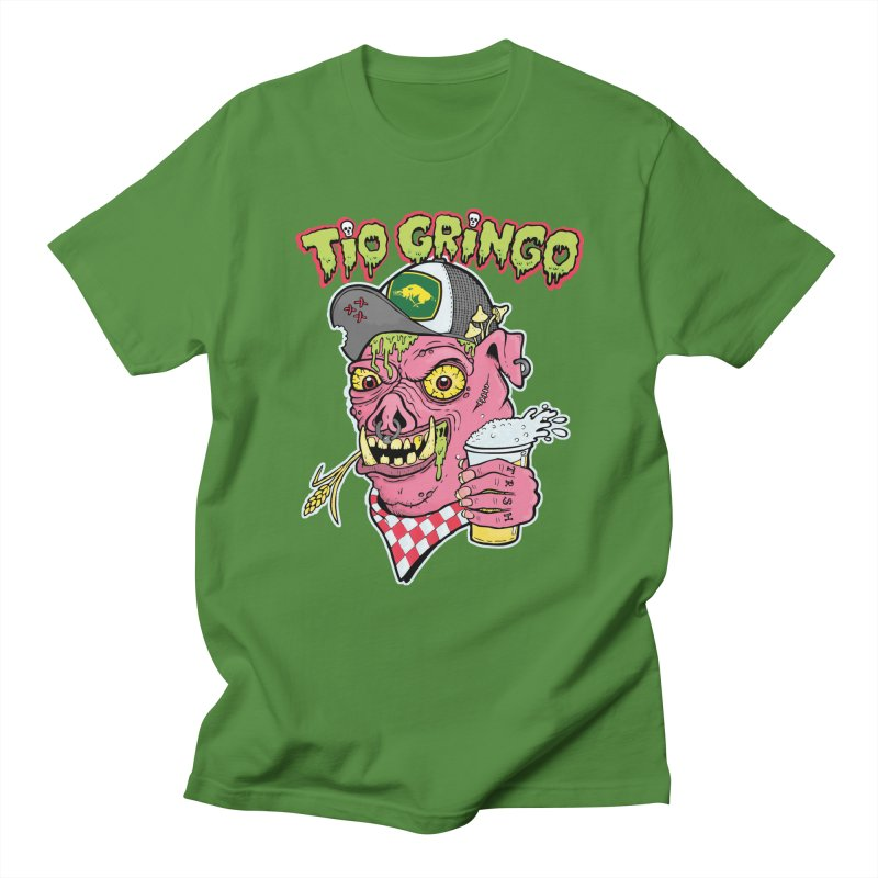 Tio Gringo Men's Regular T-Shirt by $TEF BRO$