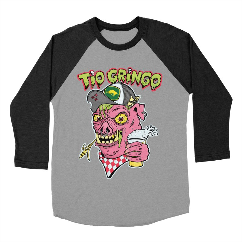Tio Gringo Women's Baseball Triblend T-Shirt by $TEF BRO$