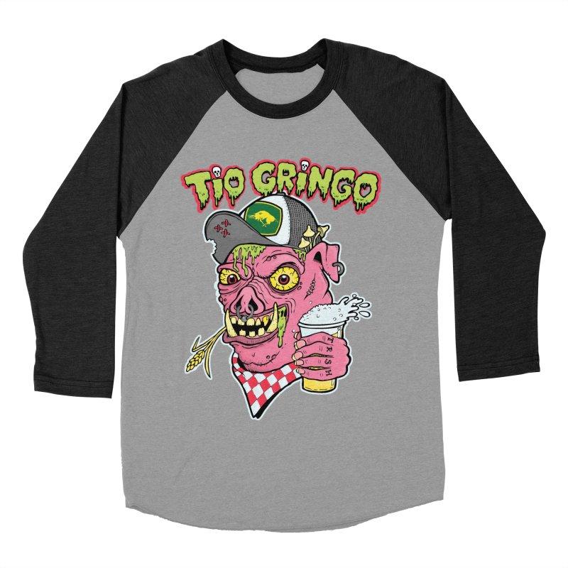 Tio Gringo Men's Baseball Triblend Longsleeve T-Shirt by $TEF BRO$