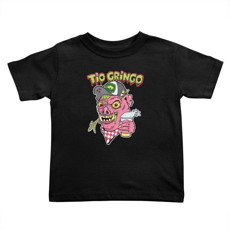 Tio Gringo Kids Toddler T-Shirt by $TEF BRO$