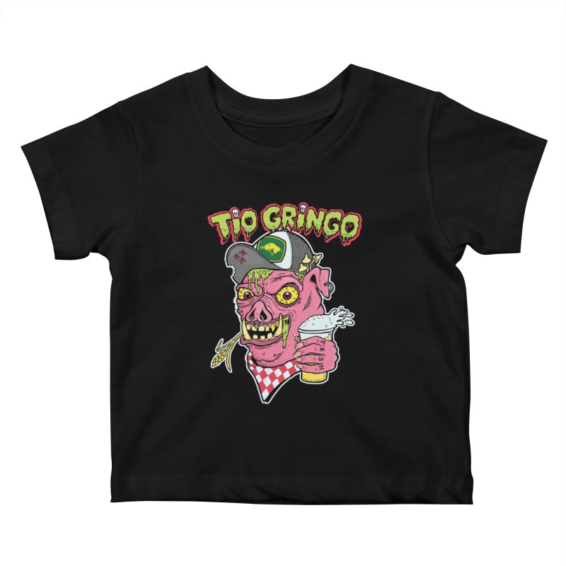 Tio Gringo Kids Baby T-Shirt by $TEF BRO$