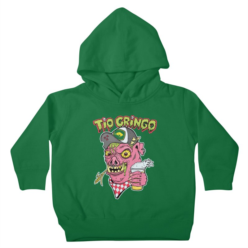 Tio Gringo Kids Toddler Pullover Hoody by $TEF BRO$
