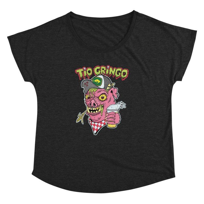 Tio Gringo Women's Dolman by $TEF BRO$