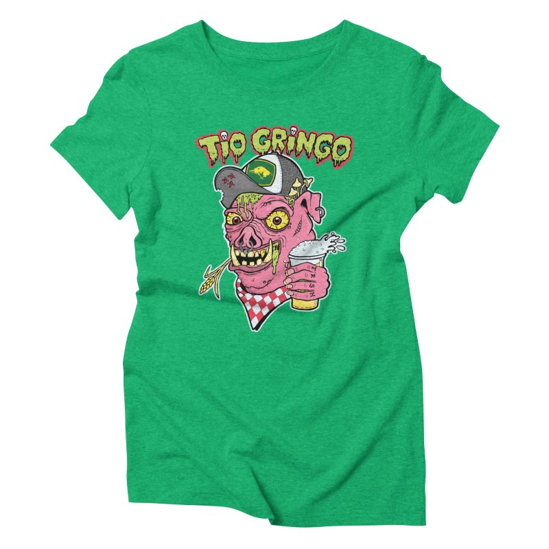 Tio Gringo Women's Triblend T-Shirt by $TEF BRO$