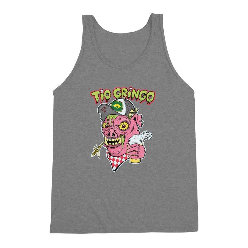 Tio Gringo Men's Triblend Tank by $TEF BRO$