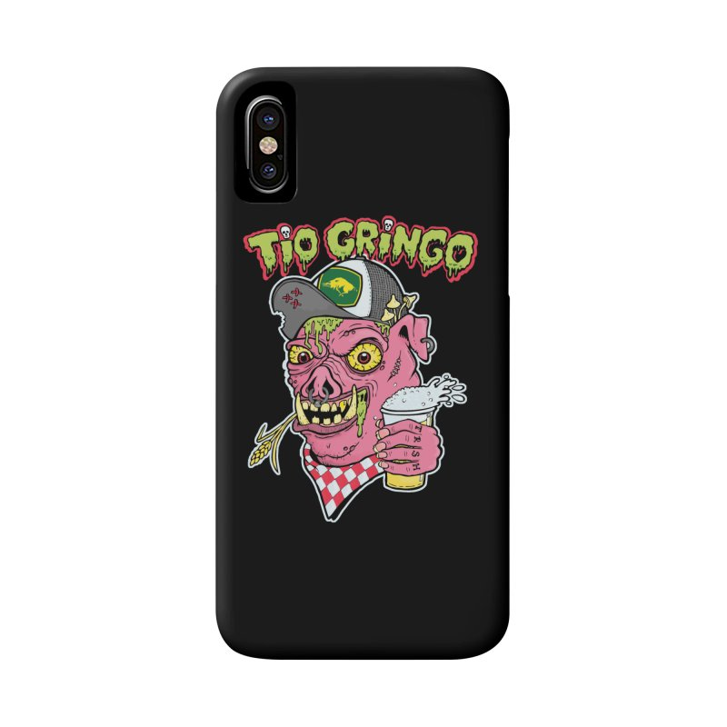 Tio Gringo Accessories Phone Case by $TEF BRO$