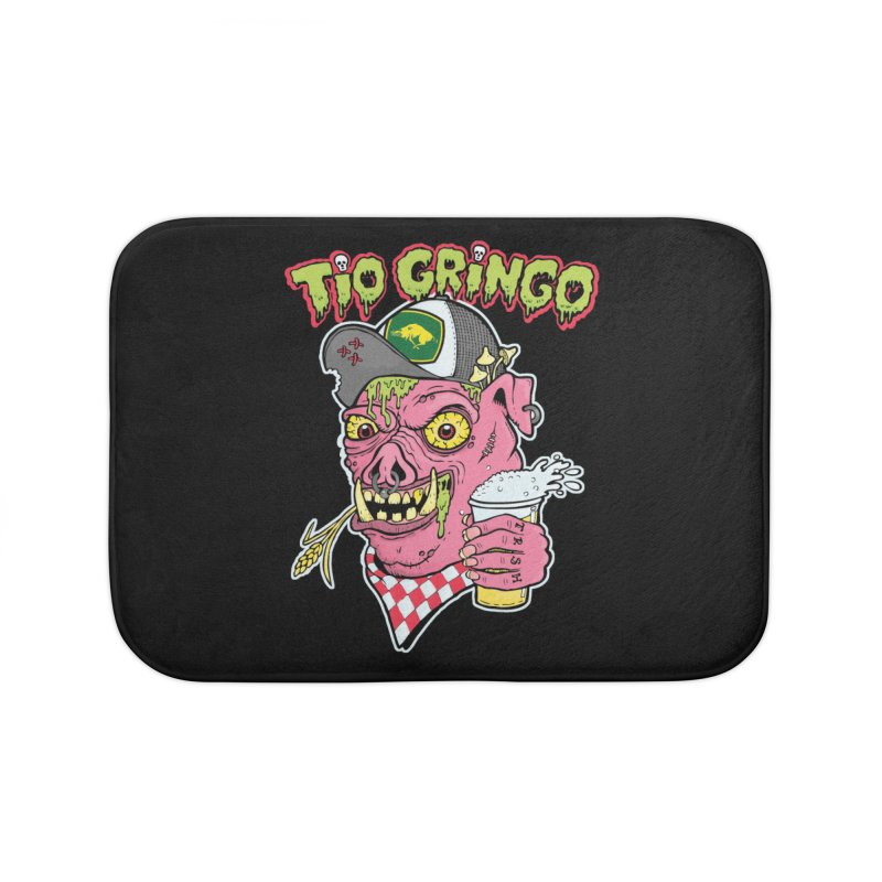 Tio Gringo Home Bath Mat by $TEF BRO$