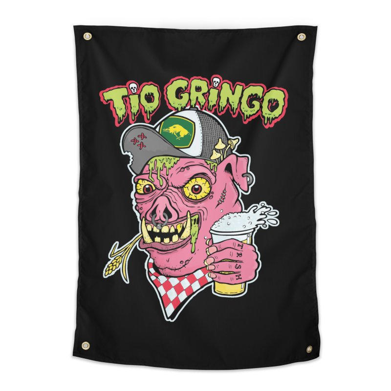 Tio Gringo Home Tapestry by $TEF BRO$