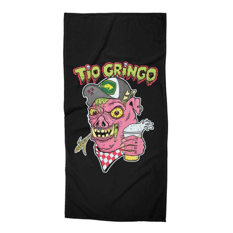 Tio Gringo Accessories Beach Towel by $TEF BRO$